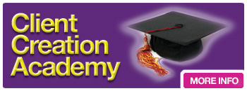 Visit our Client Creation Academy